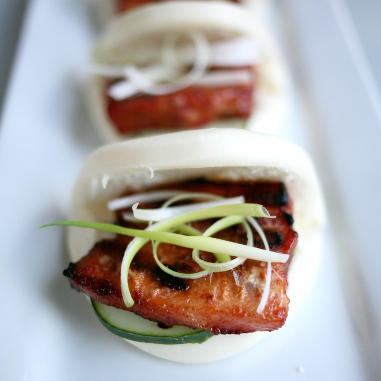 Pork Belly Sweet Bun